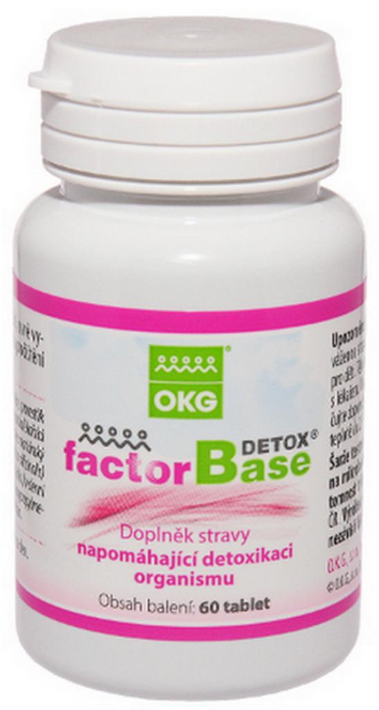 FactorBase detox