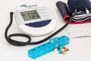 ilustrační foto-tlak, cukrovka